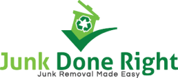Junk Done Right Logo