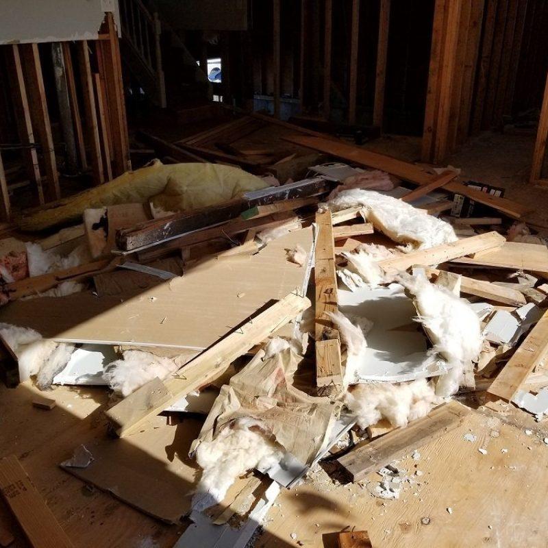 Contruction Debris Removal