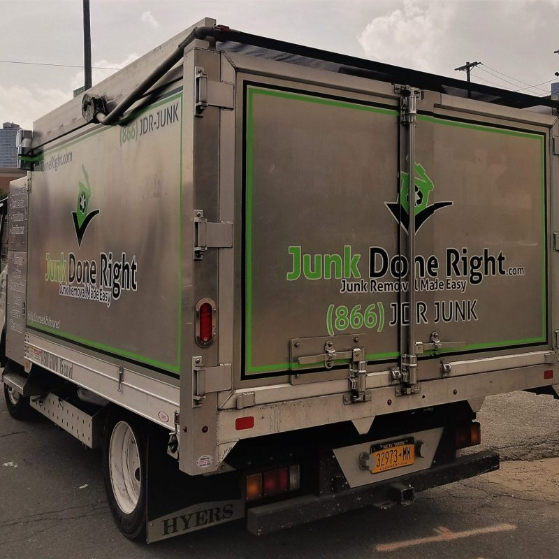 Junk Done Right Truck